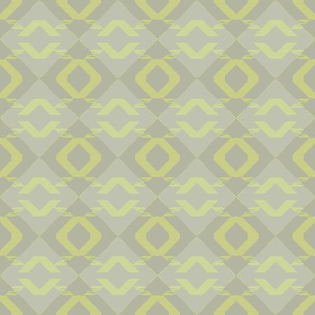 abstract seamless pattern with ash gray, tan and khaki colors. repeating background illustration can be used for fashion textile design, web page background or surface textures. Stock fotó