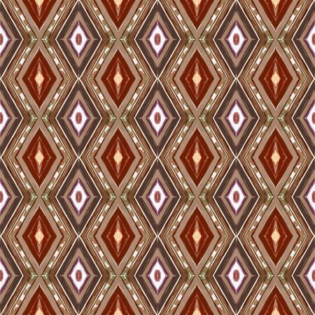repeatable pattern with pastel brown, saddle brown and linen colors. seamless graphic can be used for packaging paper, fabric, wallpaper and textures.