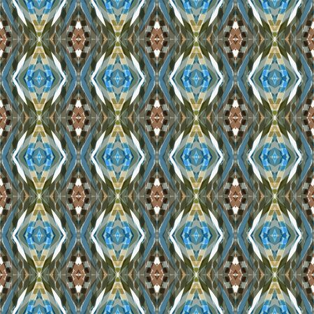 seamless repeating pattern with dim gray, light gray and corn flower blue colors. can be used for packaging paper, fabric, wallpaper and textures.