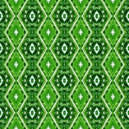 seamless repeating pattern with forest green, beige and moderate green colors. can be used for web, print and book design and wallpaper. Stock Photo