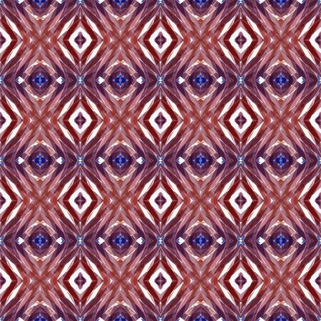 seamless repeating pattern with dark moderate pink, linen and very dark violet colors. can be used for packaging paper, fabric, wallpaper and textures.