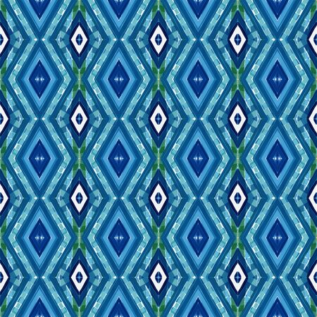 seamless repeating pattern with teal, lavender and corn flower blue colors. can be used for card designs, background graphic element, wallpaper and texture.