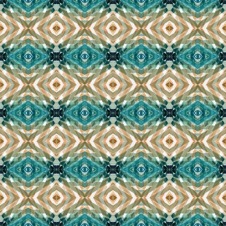 seamless pattern with gray gray, teal green and lavender colors. can be used for packaging paper, fabric, wallpaper and textures. Фото со стока