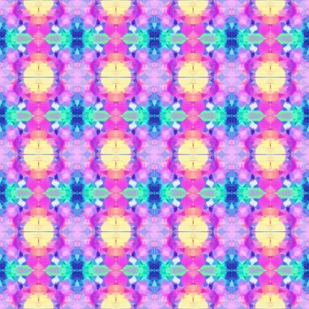 seamless vintage pattern with plum, medium turquoise and tea green colors. repeating background illustration can be used for wallpaper, creative or textile fashion design.