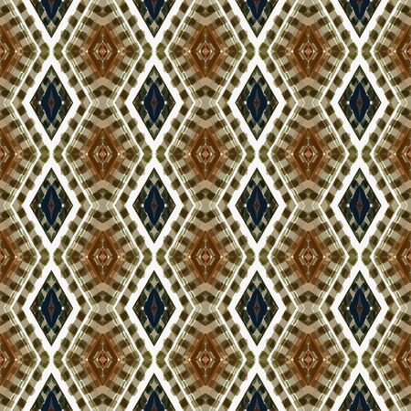 seamless pattern with pastel brown, dark olive green and white smoke colors. can be used for wallpaper, fabric, pattern fills and surface textures.