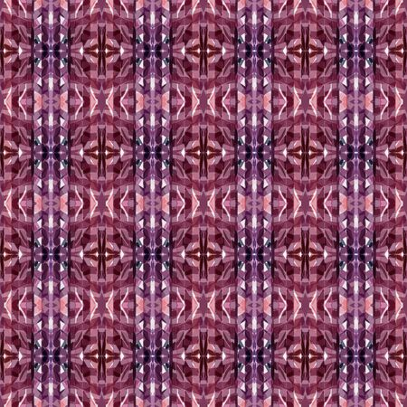 repeatable pattern with dark moderate pink, old mauve and light gray colors. seamless graphic can be used for packaging paper, fabric, wallpaper and textures. Фото со стока