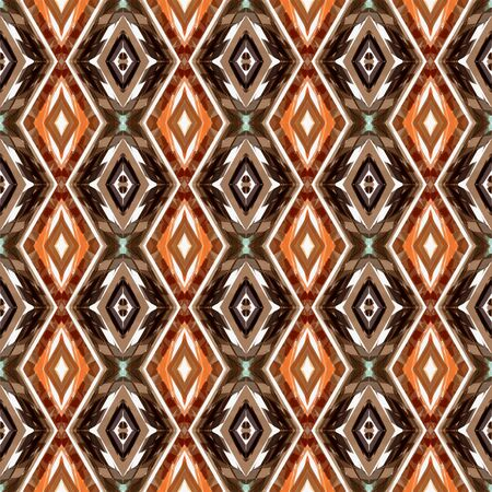 seamless pattern with brown, very dark red and linen colors. can be used for card designs, poster, wallpaper and texture.