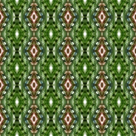 seamless repeating pattern with dark olive green, pastel gray and gray gray colors. can be used for packaging paper, fabric, wallpaper and textures. Фото со стока