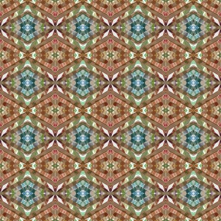 seamless repeating pattern with pastel brown, light gray and rosy brown colors. can be used for packaging paper, fabric, wallpaper and textures.