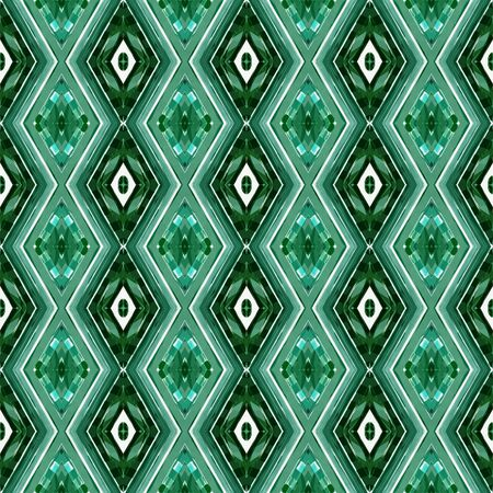 seamless repeating pattern with sea green, lavender and very dark green colors. can be used for packaging paper, fabric, wallpaper and textures. Фото со стока