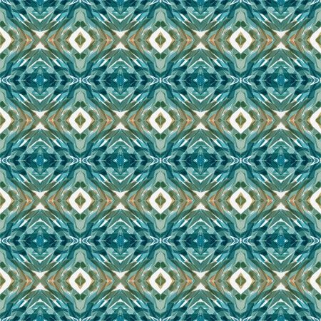 seamless pattern with teal blue, light gray and dark sea green colors. can be used for web, print and book design and wallpaper. Stock fotó