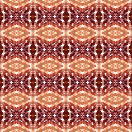 seamless pattern with indian red, bisque and dark red colors. can be used for creative projects, background elements, wallpaper or textures.