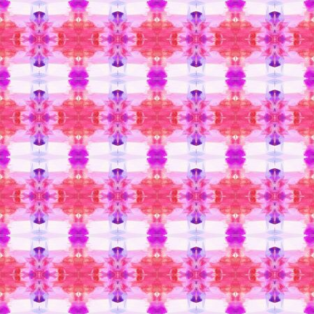 seamless pattern old retro style with pastel pink, mulberry  and hot pink colors. repeating background illustration can be used for wallpaper, creative backgrounds or textile fashion design.