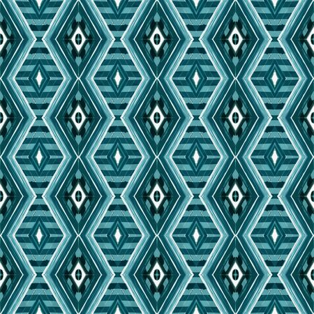 seamless pattern with dark slate gray, lavender and cadet blue colors. can be used for packaging paper, fabric, wallpaper and textures. Фото со стока