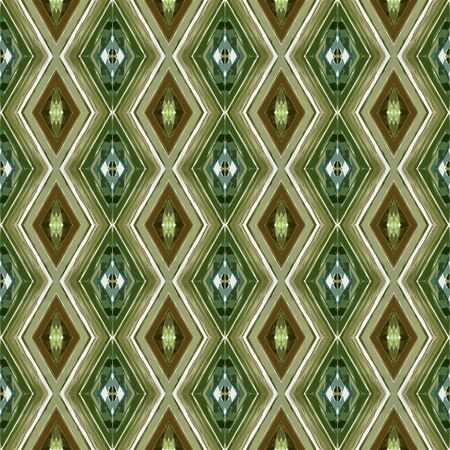 seamless repeating pattern with pastel brown, dark olive green and beige colors. can be used for packaging paper, fabric, wallpaper and textures.