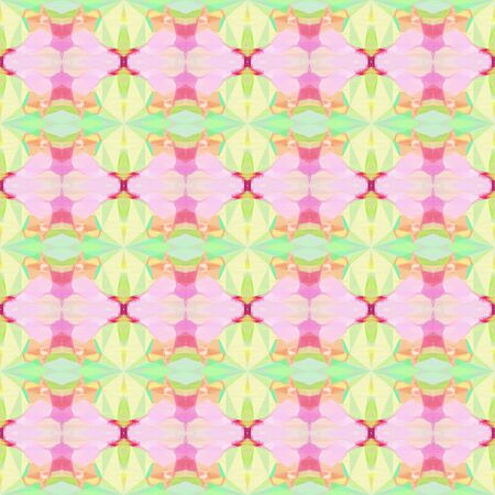 seamless vintage pattern with wheat and pastel pink colors. repeating background illustration can be used for wallpaper, creative or textile fashion design.