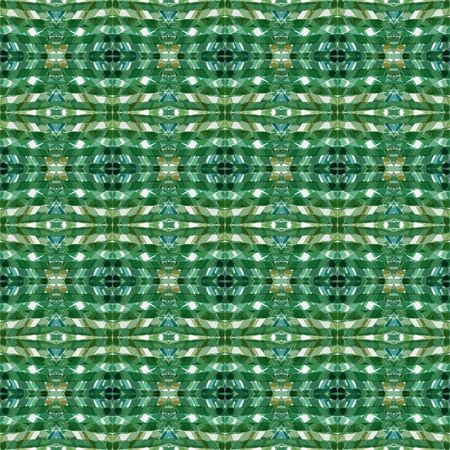 seamless repeating pattern with sea green, light gray and dark sea green colors. can be used for wallpaper, home decor, fashion textile and textures. Stock fotó