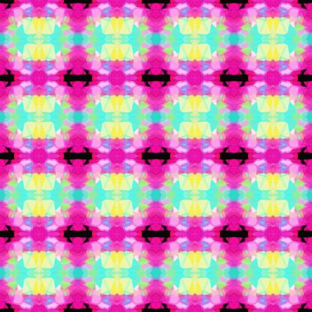seamless retro pattern with pastel gray, blue chill and deep pink colors. repeating background illustration can be used for fashion textile design, web page background or surface textures.