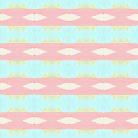 bright seamless pattern with light gray, light cyan and light pink colors. repeating background illustration can be used for fashion textile design, web page background or surface textures.