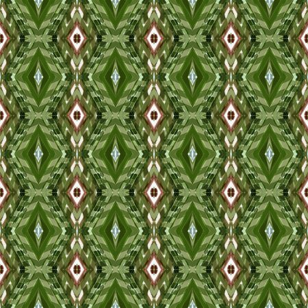 repeatable pattern with dark olive green, light gray and gray gray colors. seamless graphic can be used for printable design, background wallpaper and texture.