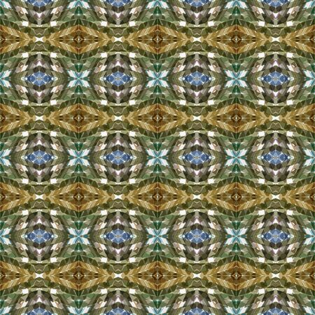 seamless repeating pattern with pastel brown, dark olive green and light gray colors. can be used for card designs, poster, wallpaper and texture.