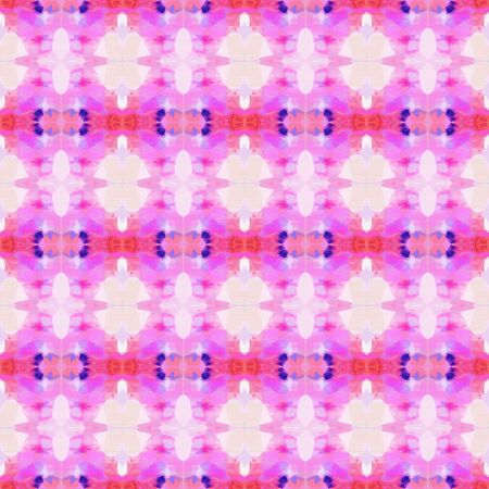seamless pattern old retro style with violet, mulberry  and misty rose colors. repeating background illustration can be used for wallpaper, cards or textile fashion design.