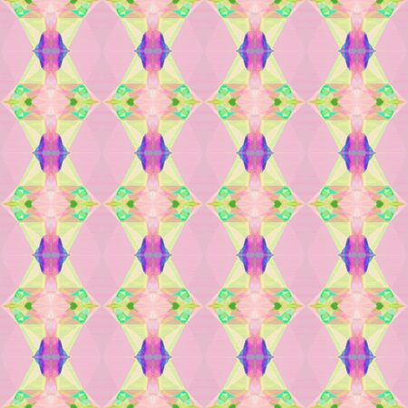 seamless vintage pattern with baby pink, cadet blue and burly wood colors. repeating background illustration can be used for wallpaper, cards or textile fashion design.