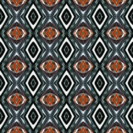 seamless pattern with very dark blue, linen and pastel brown colors. can be used for creative projects, background elements, wallpaper or textures. Foto de archivo