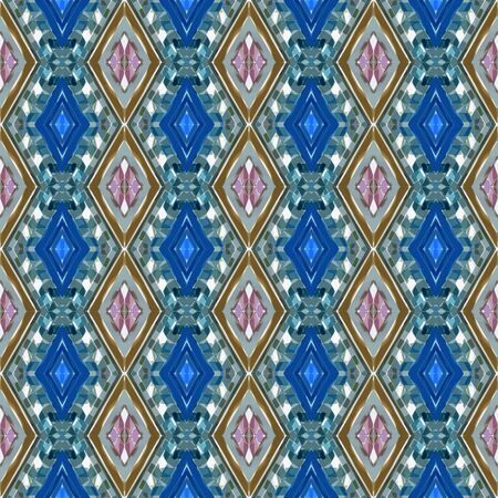 seamless repeating pattern with teal blue, light gray and light slate gray colors. can be used for printable design, background wallpaper and texture.