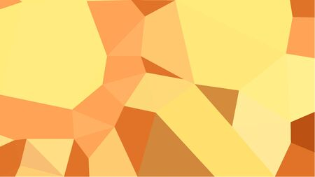 abstract geometric background with khaki, bronze and sandy brown color triangles. can be used for wallpaper, poster, cards or graphic elements.