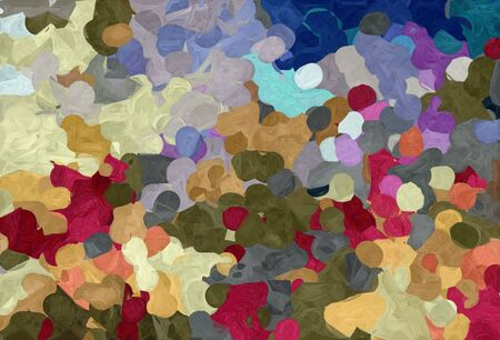 abstract natural painting style with pastel brown, gray gray and pastel gray colors.