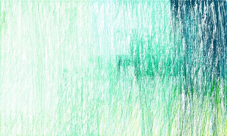 grunge drawing strokes background with copy space for text or image with medium sea green, dark cyan and honeydew colors. can be used as wallpaper, background or graphic element.