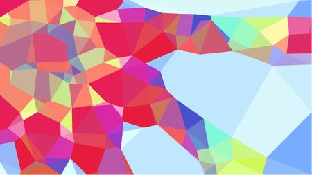multicolor geometric triangles with powder blue, light gray and moderate pink color. abstract background graphic. can be used for wallpaper, poster, cards or graphic elements.