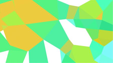 multicolor geometric triangles with dark khaki, pastel orange and medium aqua marine color. abstract background graphic. can be used for wallpaper, poster, cards or graphic elements.