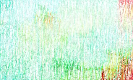 grunge drawing strokes background with copy space for text or image with honeydew, medium aqua marine and aqua marine colors. can be used as wallpaper, background or graphic element.