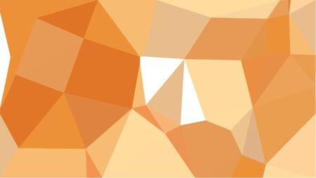multicolor geometric triangles with sandy brown, skin and burly wood color. abstract background graphic. can be used for wallpaper, poster, cards or graphic elements.