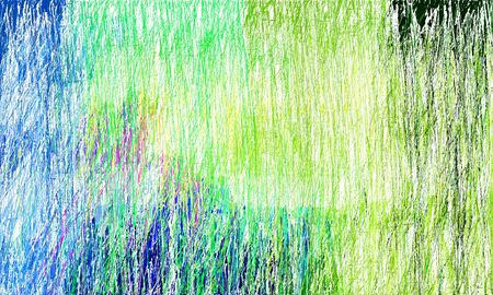 abstract drawing strokes background with copy space for text or image with sea green, teal green and honeydew colors. can be used as wallpaper, background or graphic element. 스톡 콘텐츠