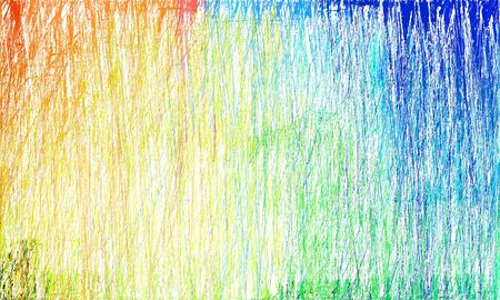 colorful drawing strokes background with steel blue, light sea green and honeydew colors. can be used as wallpaper, background or graphic element.