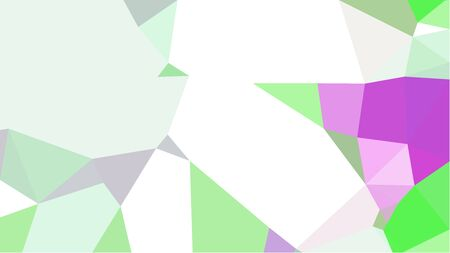 colorful triangles background with lavender, beige and medium orchid colors. can be used for wallpaper, poster, cards or graphic elements. Stock Photo - 130149963