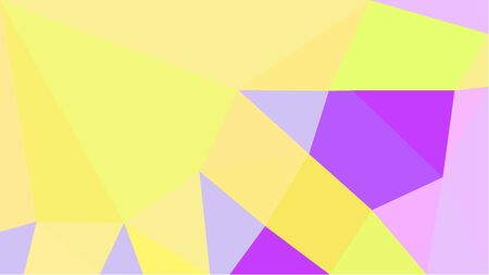 triangles background with khaki, medium orchid and lavender blue colors. can be used for wallpaper, poster, cards or graphic elements. Stock Photo
