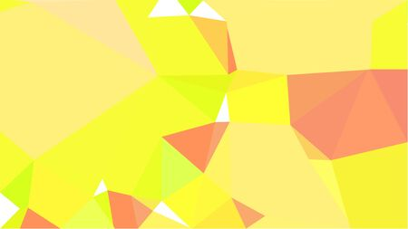 multicolor geometric triangles with khaki, sandy brown and yellow color. abstract background graphic. can be used for wallpaper, poster, cards or graphic elements.