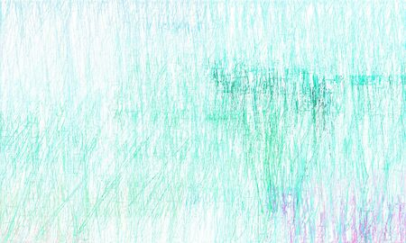 colorful drawing strokes background with light cyan, turquoise and aqua marine colors. can be used as wallpaper, background or graphic element. 스톡 콘텐츠