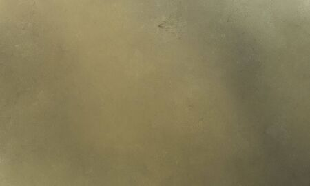 pastel brown, tan and dark olive green colored background with free space for text or images. abstract grunge painted background texture.