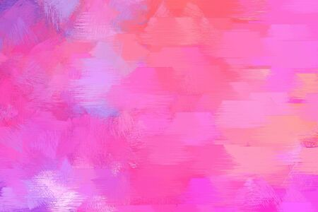 vintage brush drawn illustration with hot pink, neon fuchsia and pastel magenta color. artwork can be used as texture, graphic element or wallpaper background.