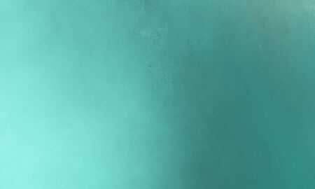 simple grunge painted texture with blue chill, aqua marine and medium aqua marine colors and free space for text or images.