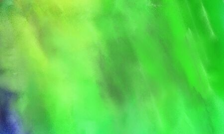 abstract watercolor painted background with moderate green, green yellow and lime green color and space for text or image Stok Fotoğraf