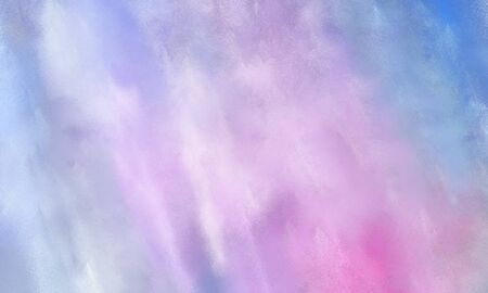 grunge background with thistle, light pastel purple and corn flower blue color and space for text or image Stock Photo
