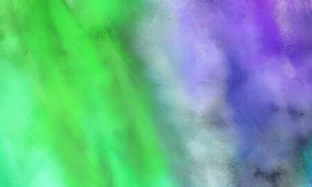 abstract background with pastel green, slate blue and medium purple color and space for text Stok Fotoğraf