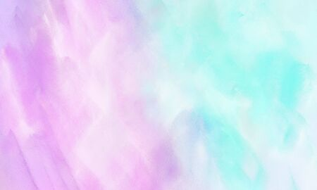 abstract background with lavender, pale turquoise and thistle color and space for text or image