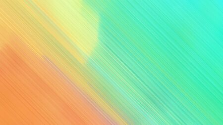 futuristic motion speed lines background or backdrop with burly wood, turquoise and medium aqua marine colors. dreamy digital abstract art.